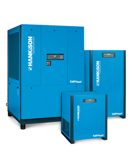 Hankison Hprp Refrigerated Air Dryers Addison Il